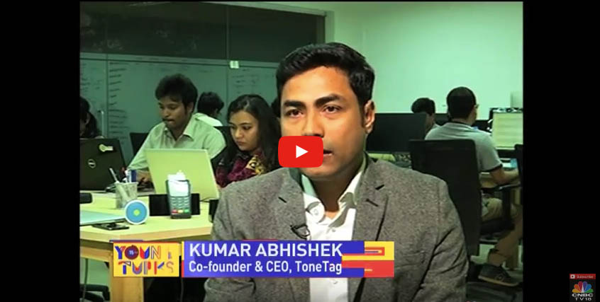Tone Tag - India FinTech Awards